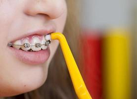 visita odontológica foto