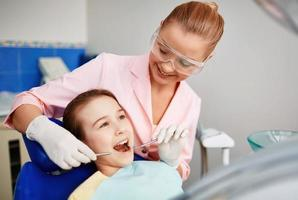 exame oral foto