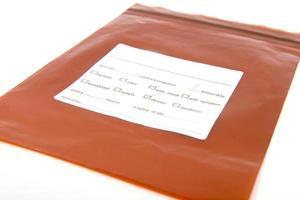 bolsa para medicamentos foto