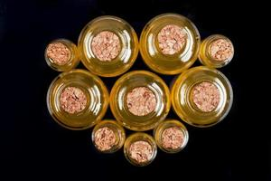 Frasco de remédios foto