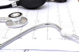 objetos de medicina foto