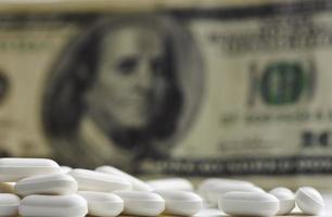 custo dos cuidados de saúde foto