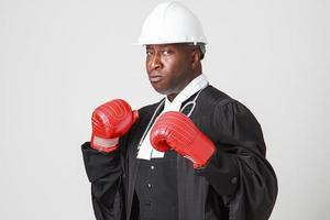lutador multi-disciplinar foto