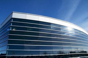 edifício da sede corporativa foto