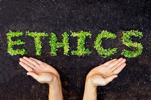ética csr responsabilidade social corporativa foto