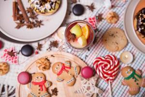 doces de natal foto