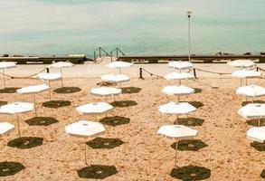 praia deserta foto