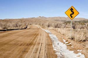deserto de Mojave foto
