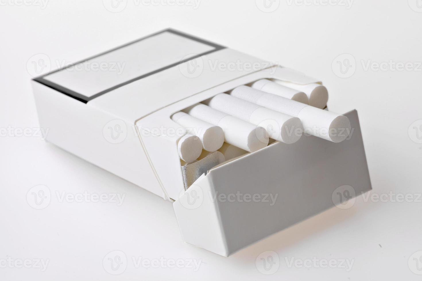 Zigarettenpackung foto