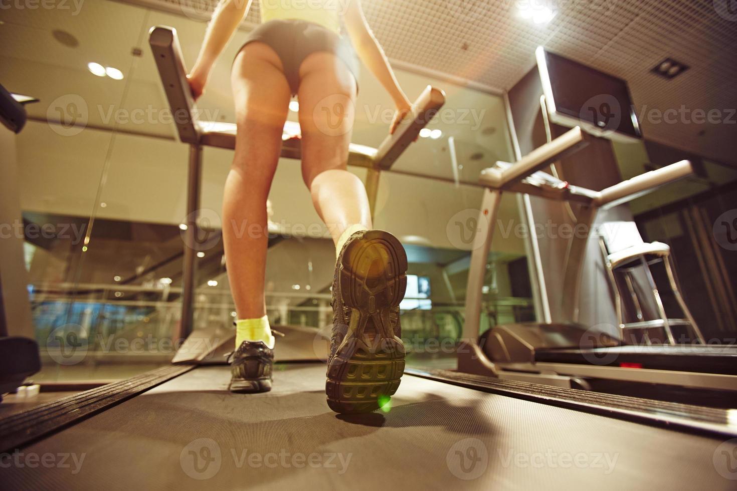 sportliche Bewegung foto