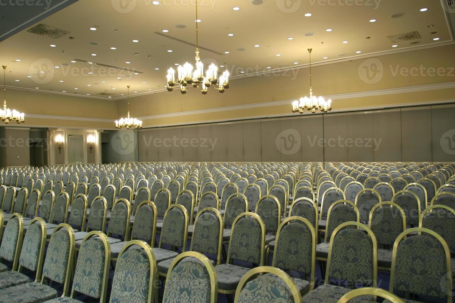 luxuriöser Konferenzraum foto