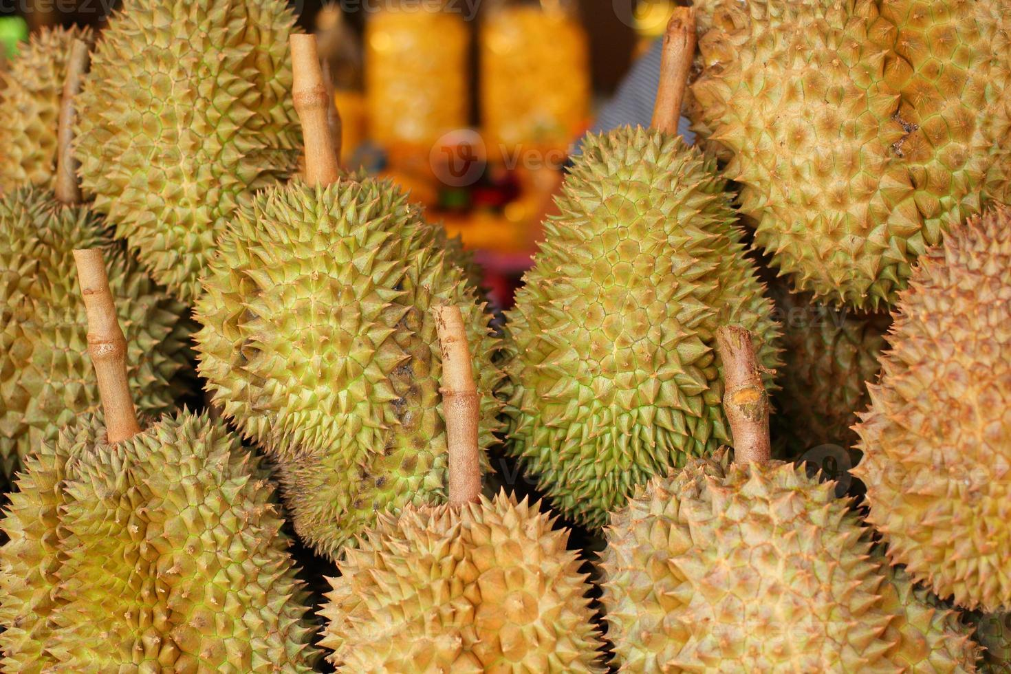 Durian. foto