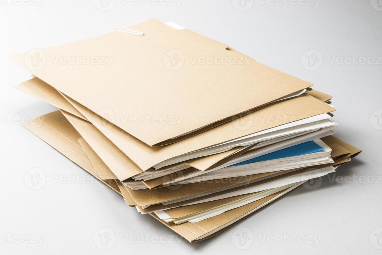 Dateien. foto
