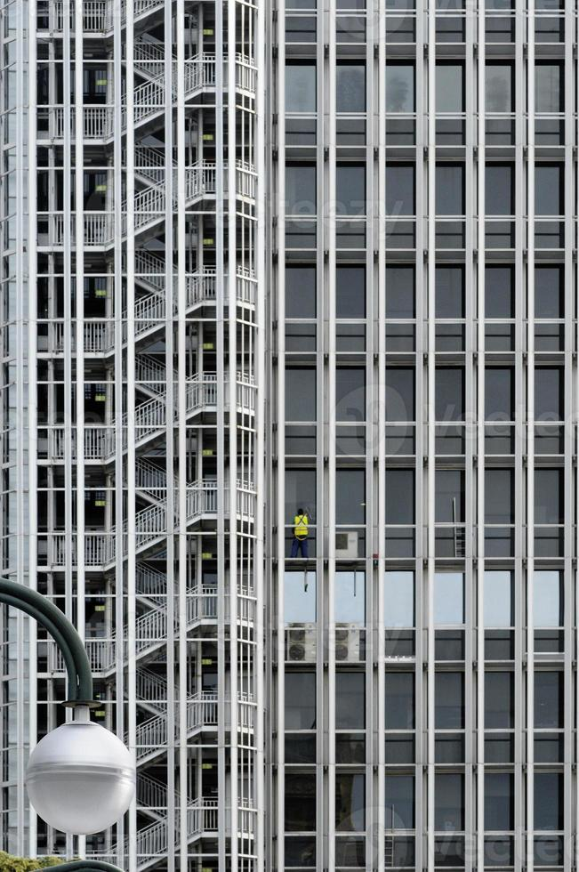 Gebäudefassade foto
