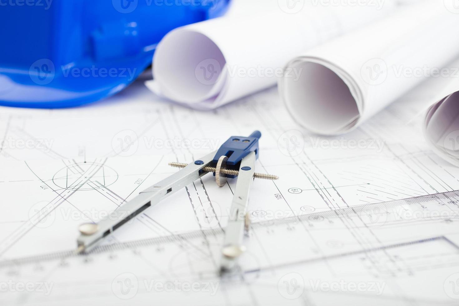 Bauvorhaben foto