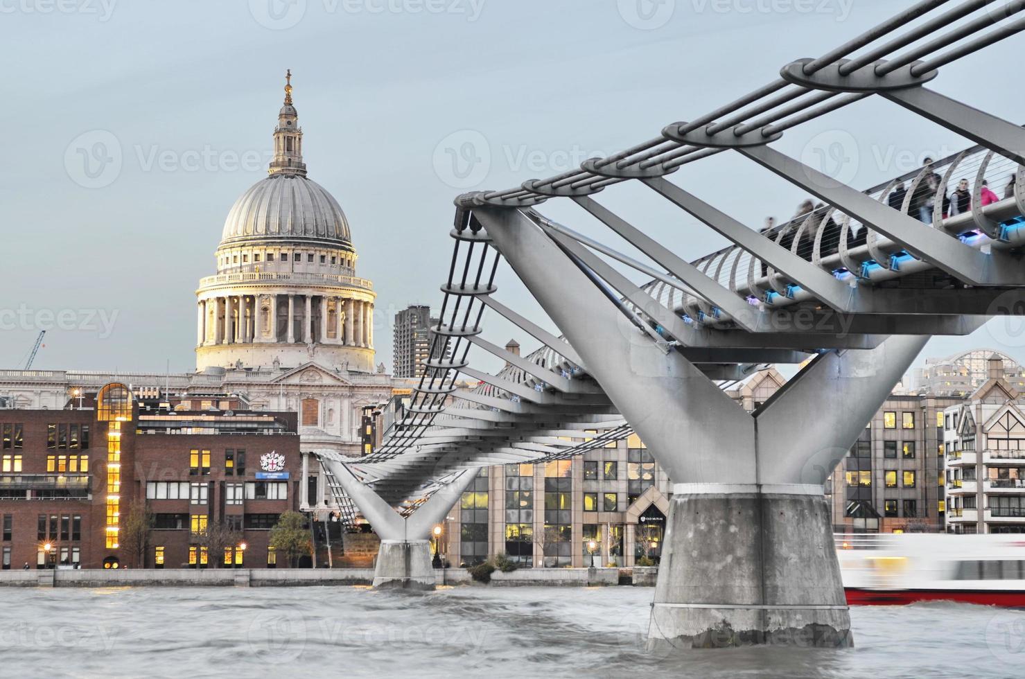 Londoner Kathedrale foto
