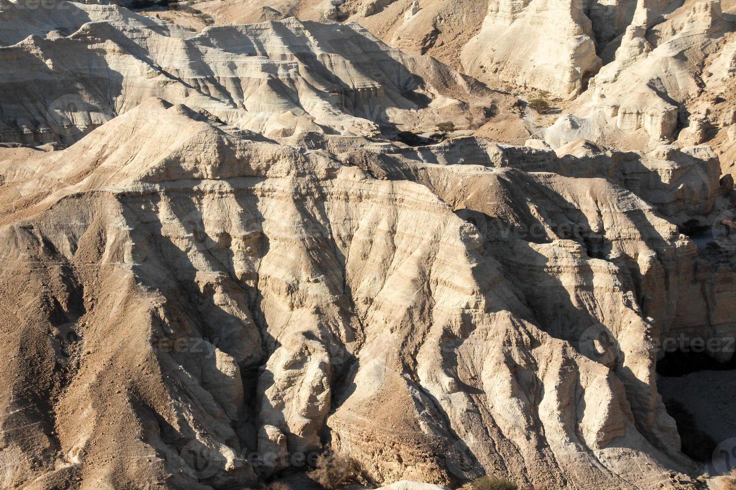 Wüstenschlucht foto