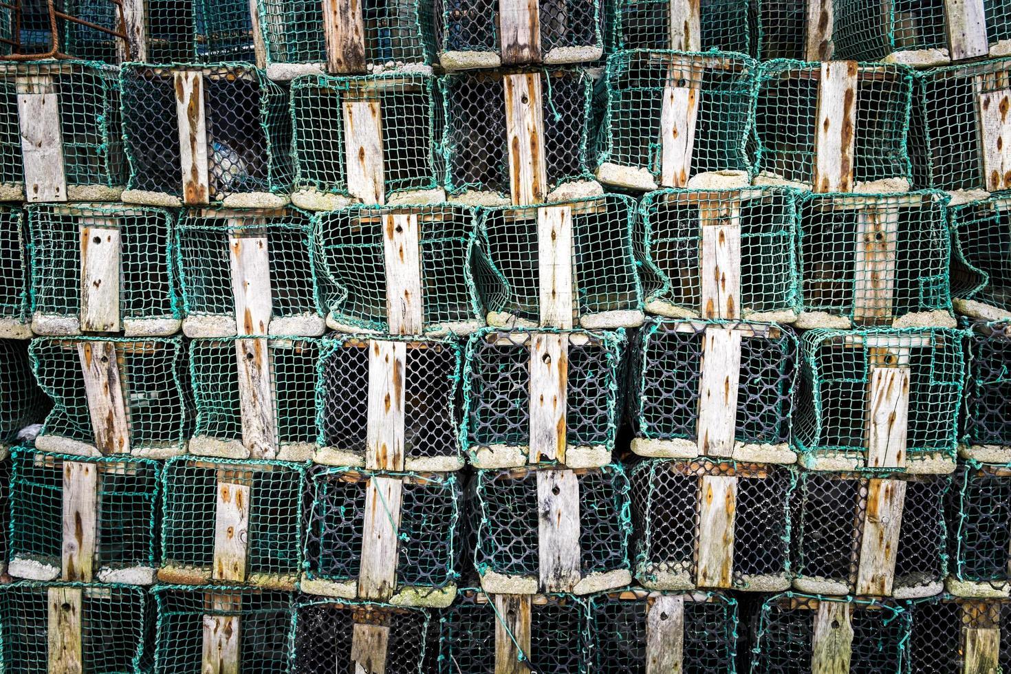 Fischerwerkzeuge foto