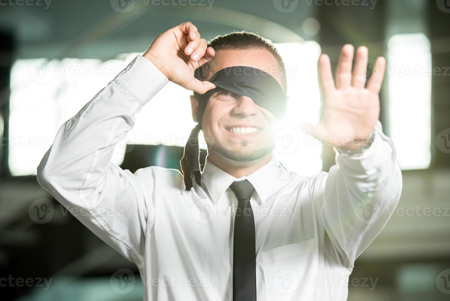 auf der Suche nach einem Job foto