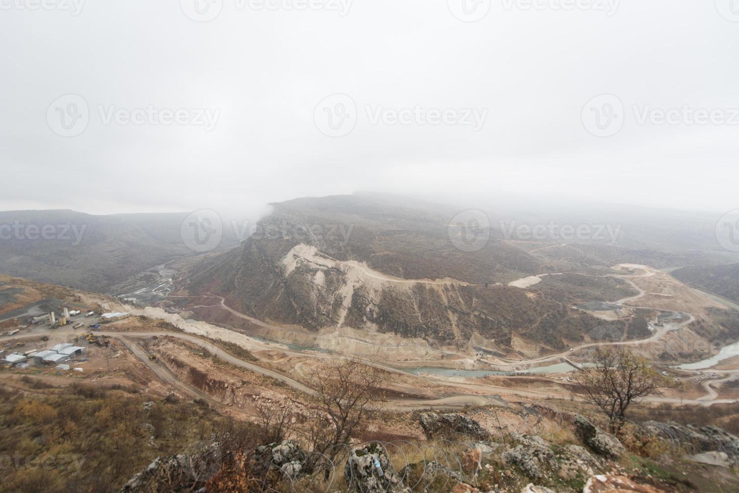 Land foto
