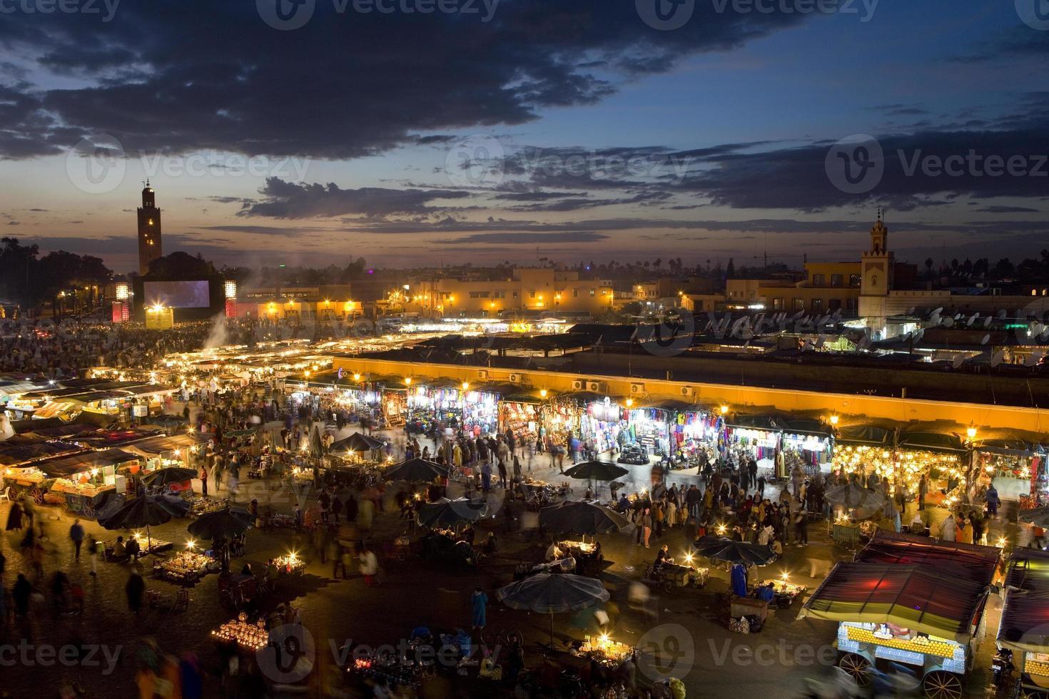 Marrakesch. foto