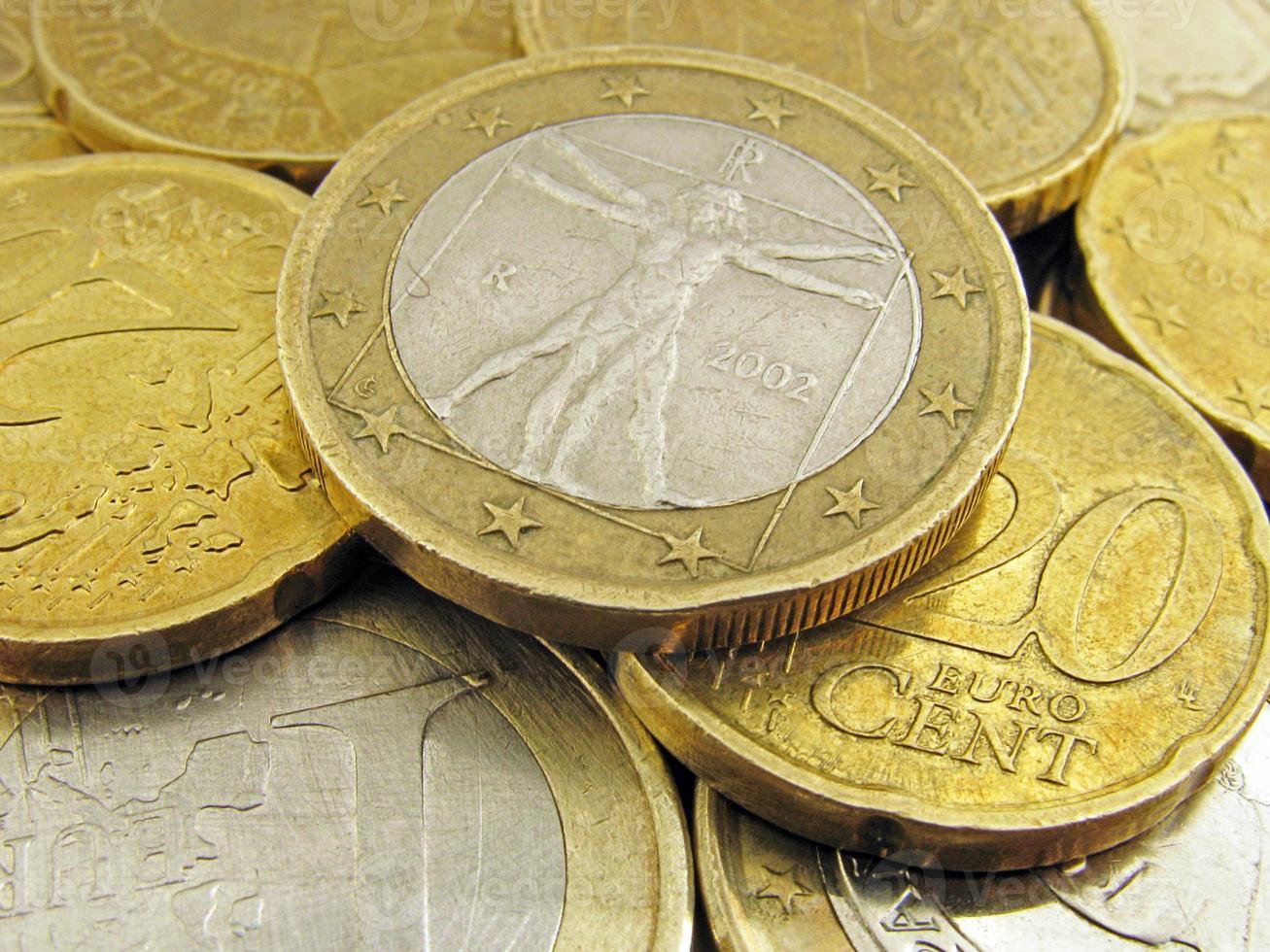 Münzen foto