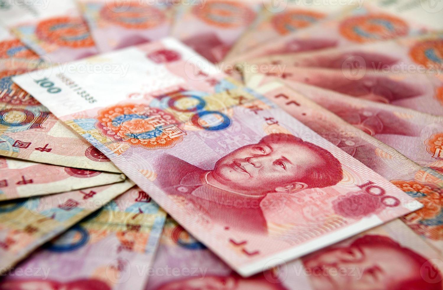 chinesische Währung foto