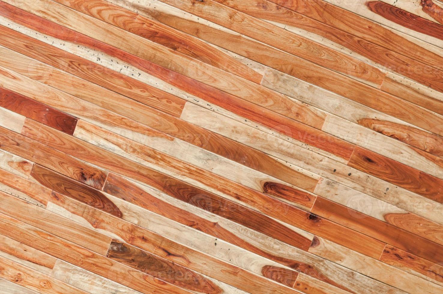 schöne Decke Holz strukturiert foto