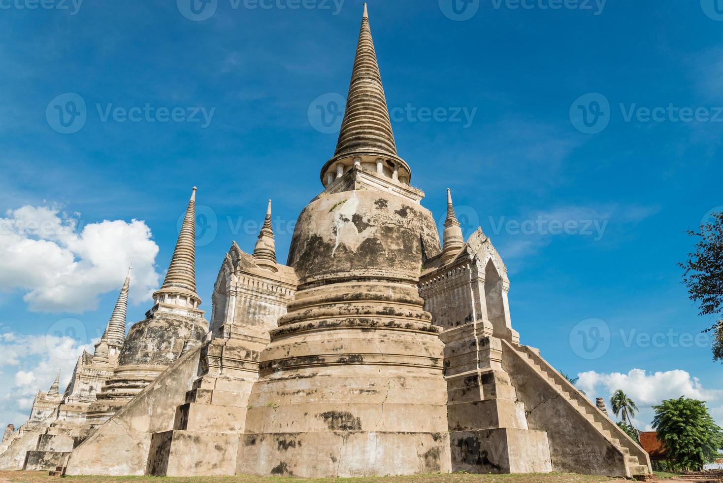 Phra Sri Sanphet Tempel foto
