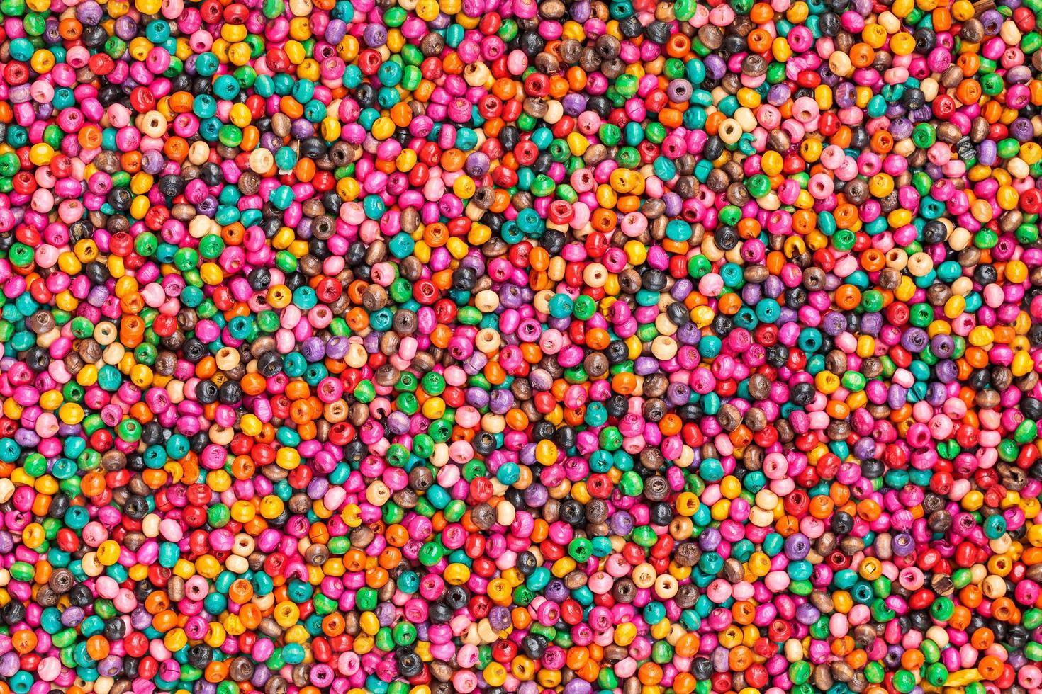 bunte Perlen, Hintergrund foto