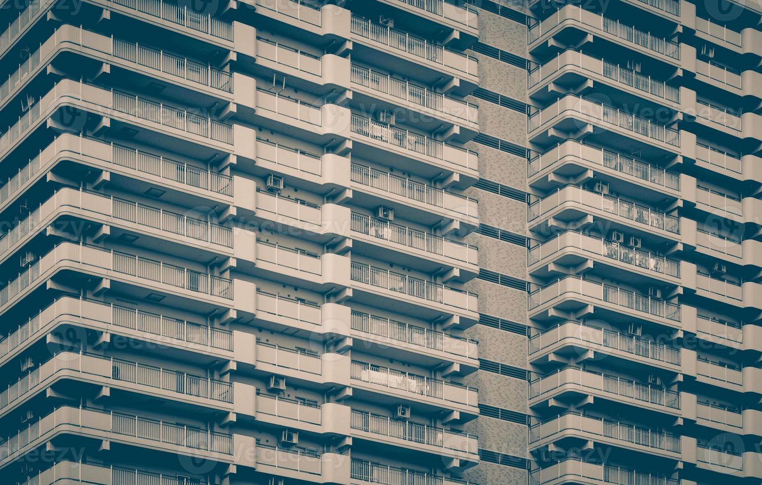 modernes Hochhaus foto