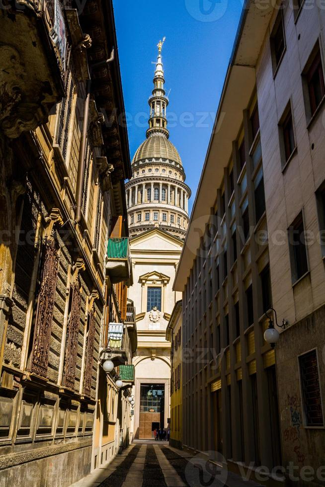 Novara, Piemont, Italien foto