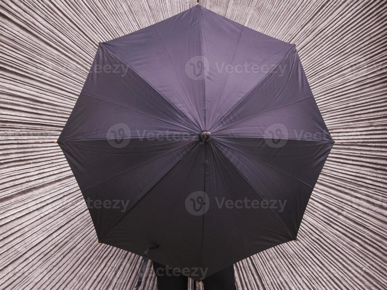 Regenschirmeffekt foto