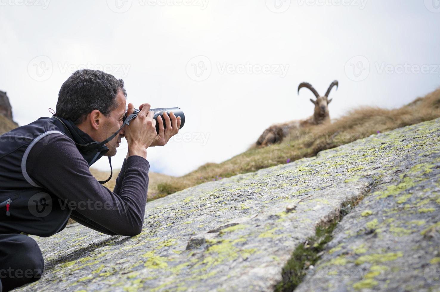 Wildtierfotograf foto