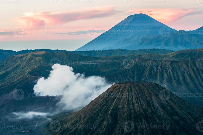 Brom, Indonesien foto