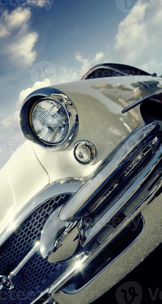 Retro Auto - amerikanische Klassiker foto