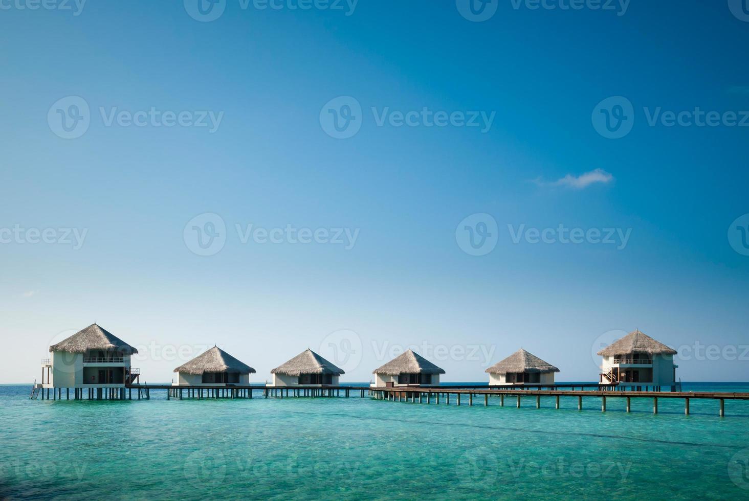 Malediven Watervillas foto