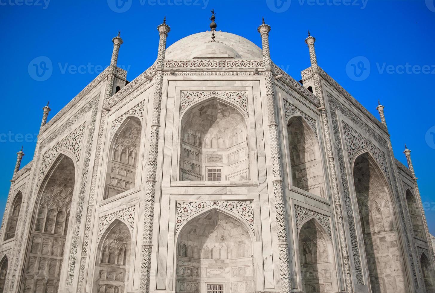 Der Taj Mahal foto