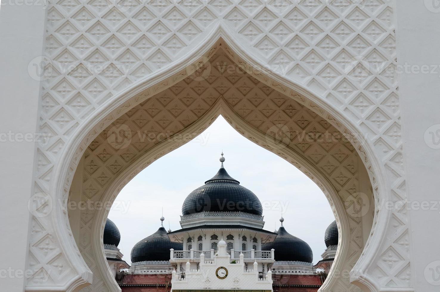 indonesische muslimische Architektur, Banda Aceh foto
