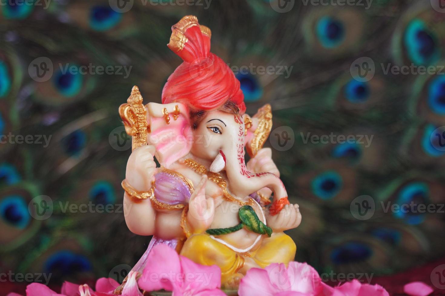 Hindu-Gott Ganesha foto