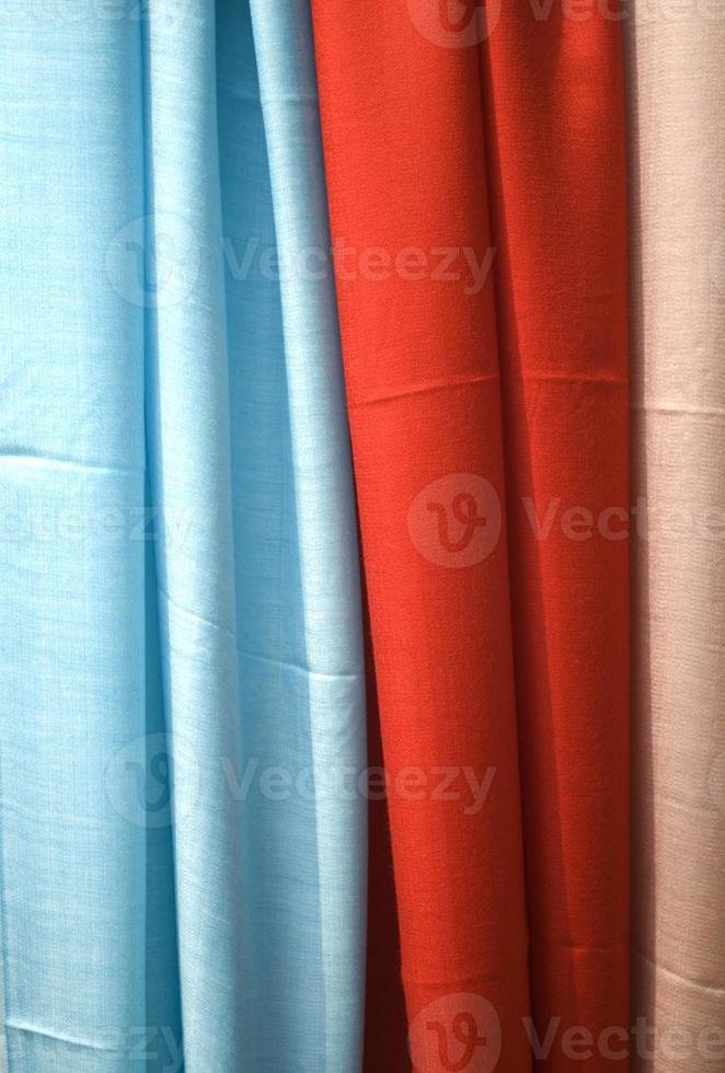 Textilkleidung foto