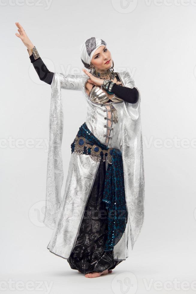 orientalische Frau foto
