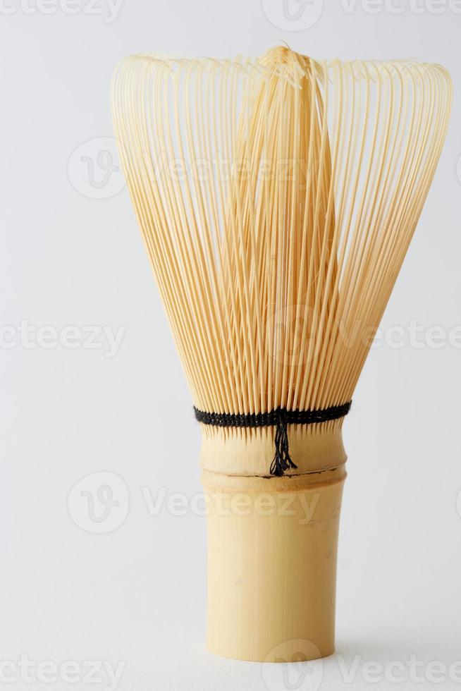 japanisches Teezeremonie-Utensil foto