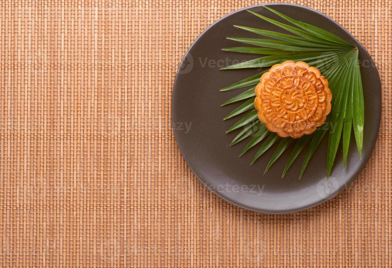 vietnamesischer Mondkuchen foto