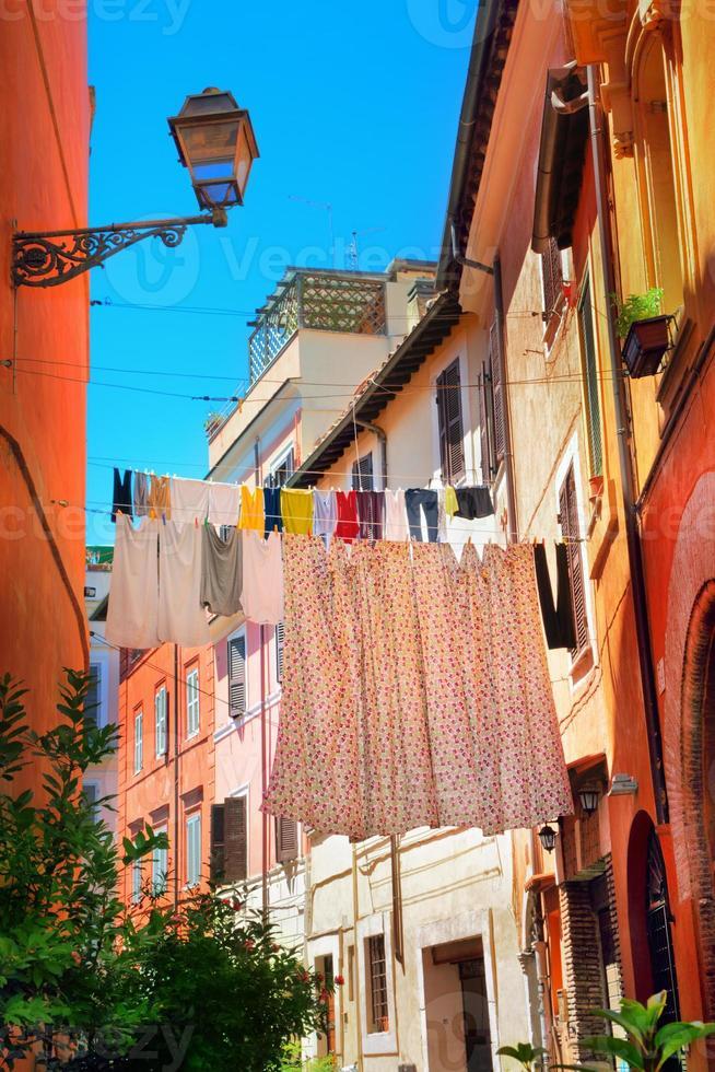 italienische Straße foto