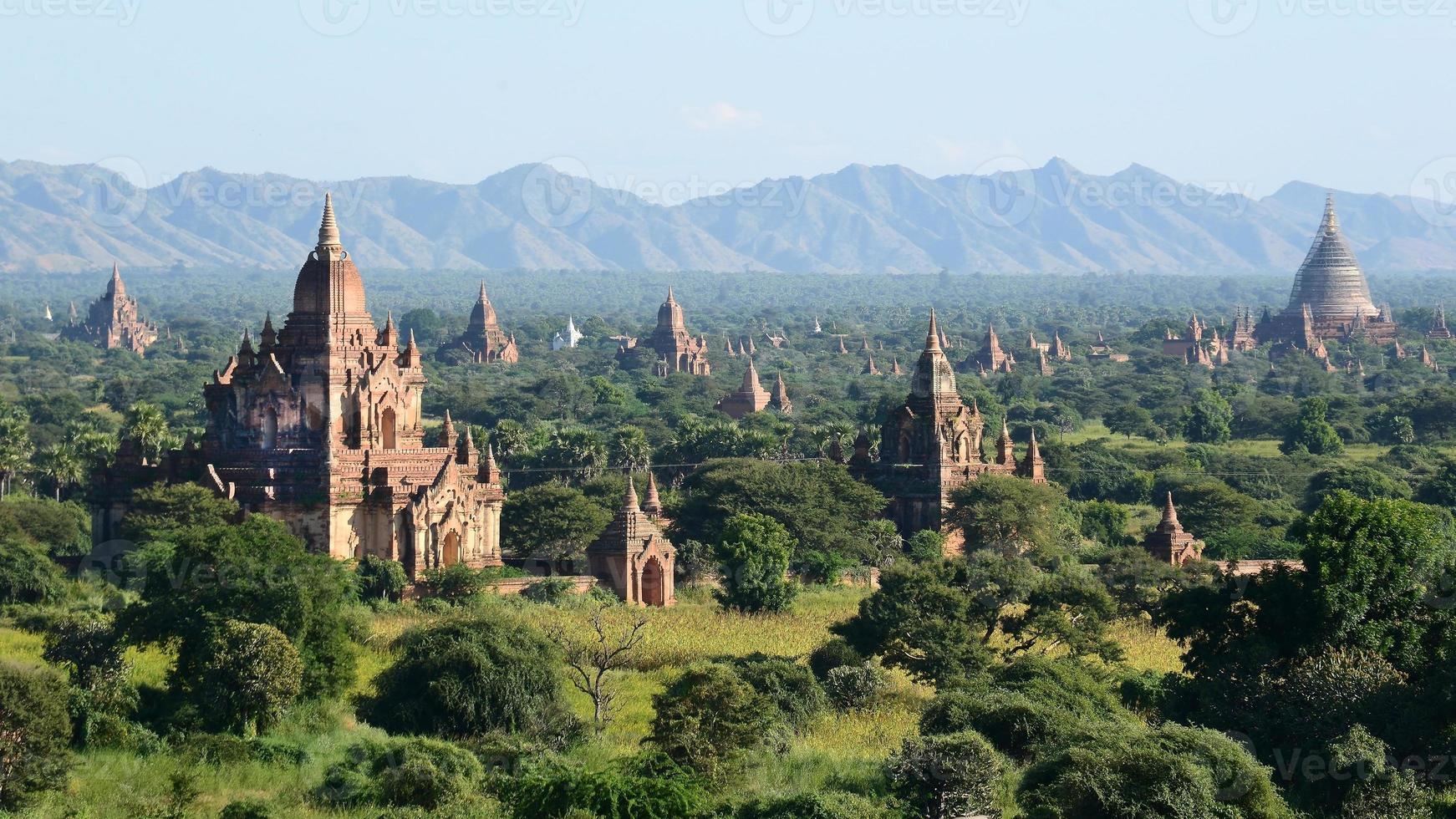 alter Bagan, Myanmar foto