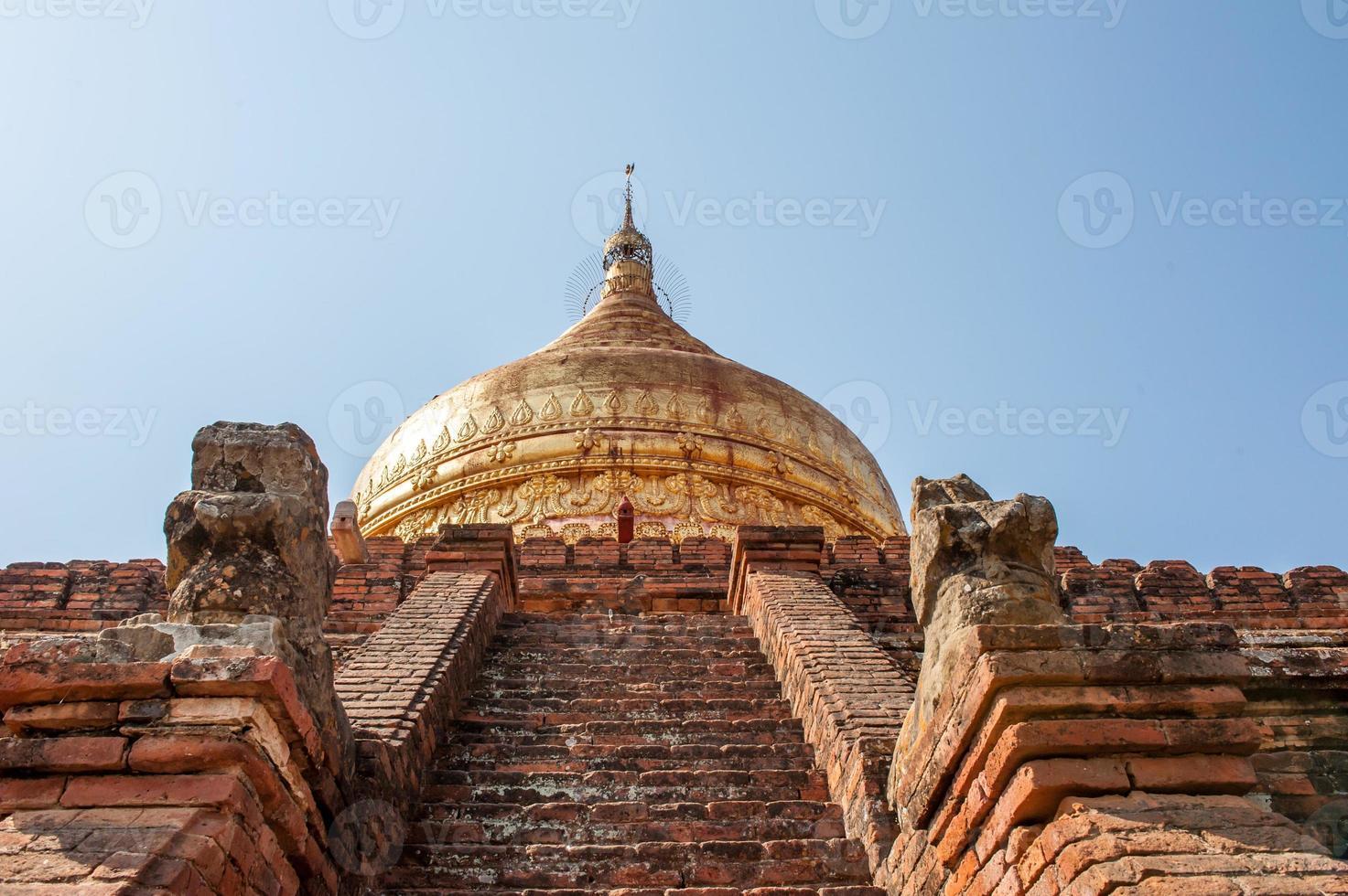 Myanmar Tempel foto