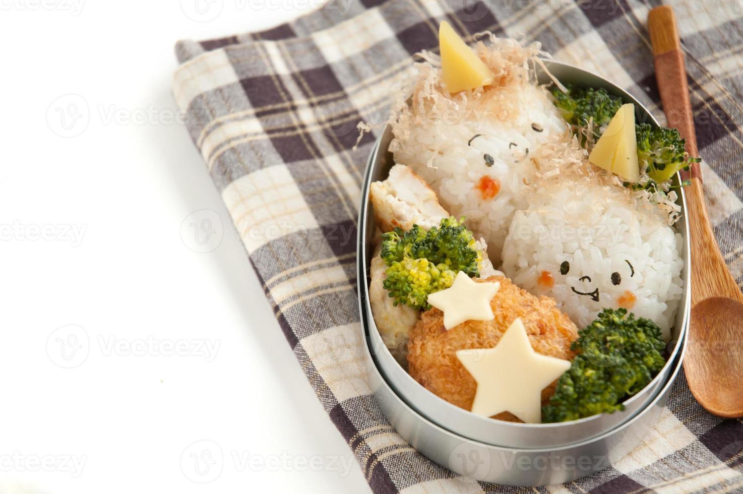 Mittagessen Dämonenmotiv foto