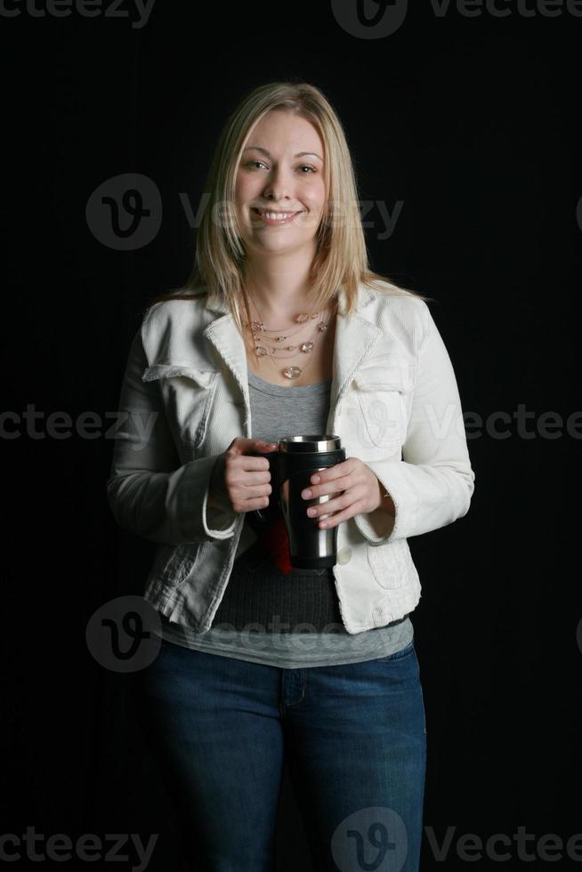 hübscher Kaffee foto