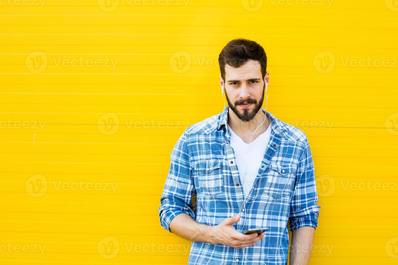 Mann hübscher hübscher Mann